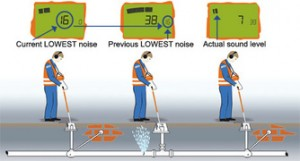 Sonic Leak Detection Equipment