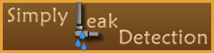 Simply Leak Detection, Water Leak Detection Specialists in Portland, Vancouver & Olympia
