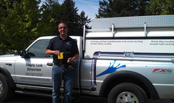 leak detection Buckley WA