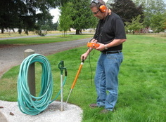 leak detection Ridgefield