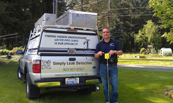 leak detection Scappoose